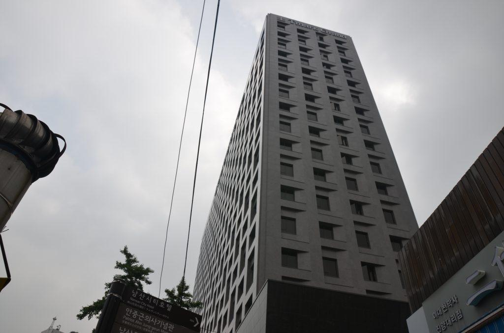 ティーマークグランドホテル(明洞)