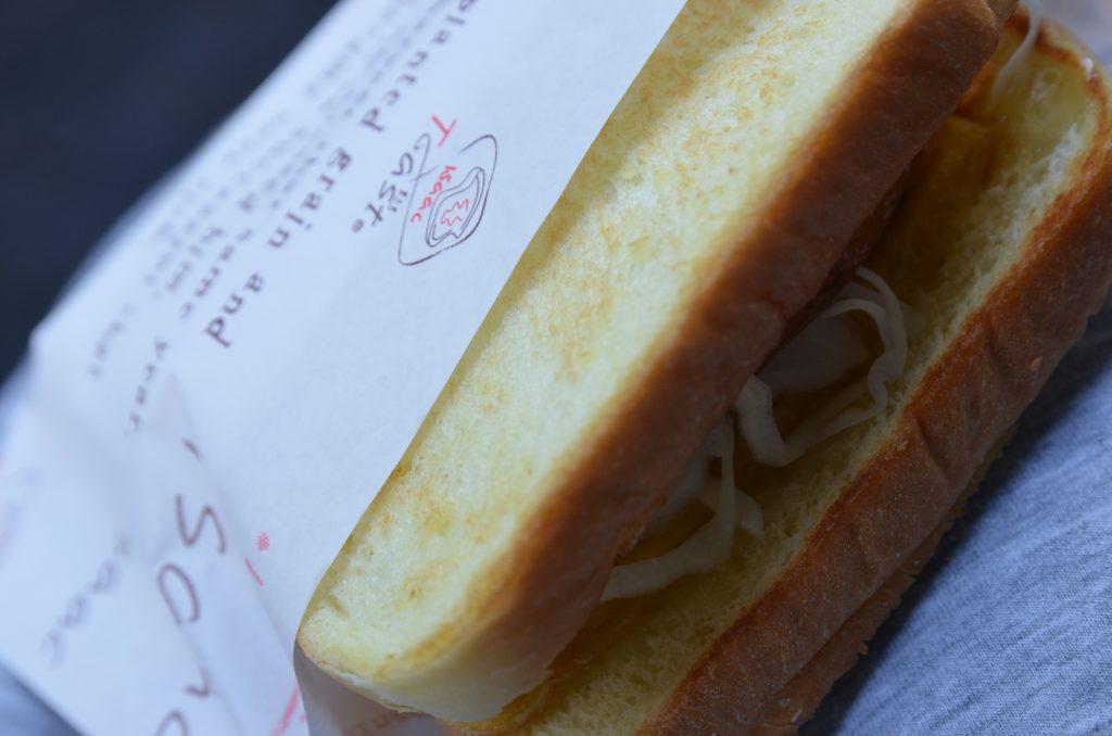 人気トースト店、Isaacトースト