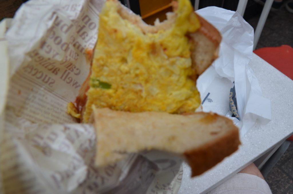 ホボントースト(明洞)
