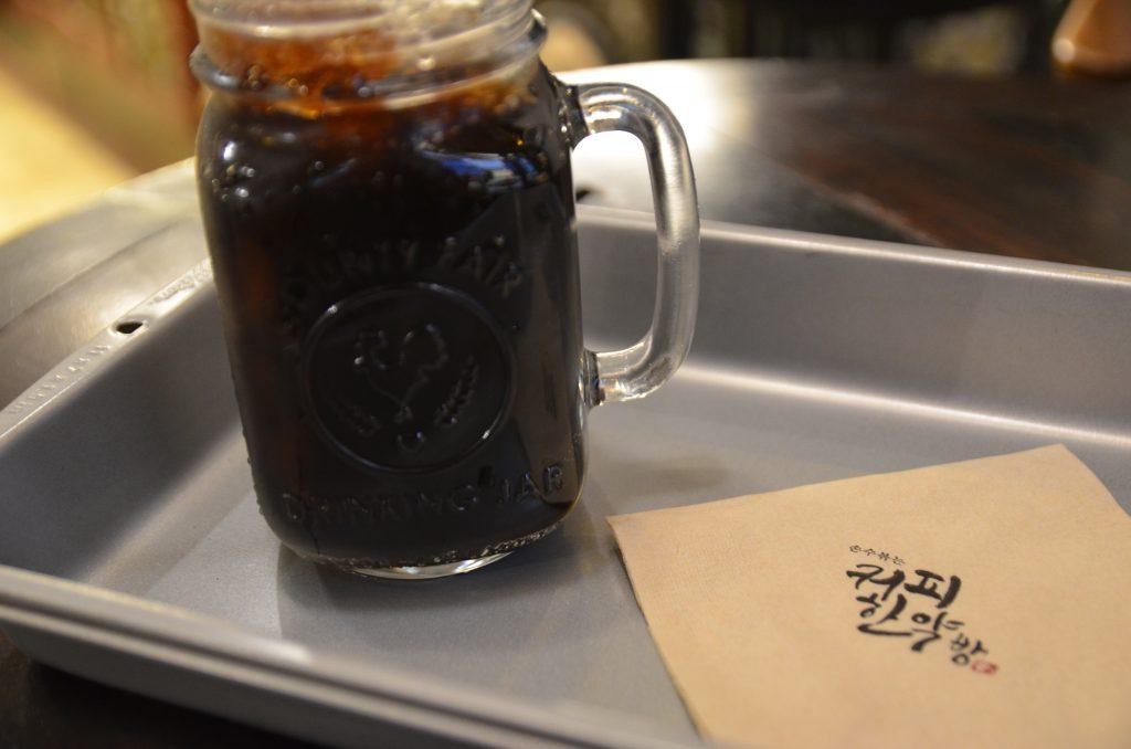 コーヒー韓薬房(커피 한약방 コピハニャクバン)