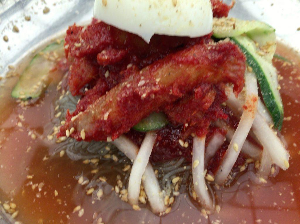 コダリ冷麺、コダリネンミョン