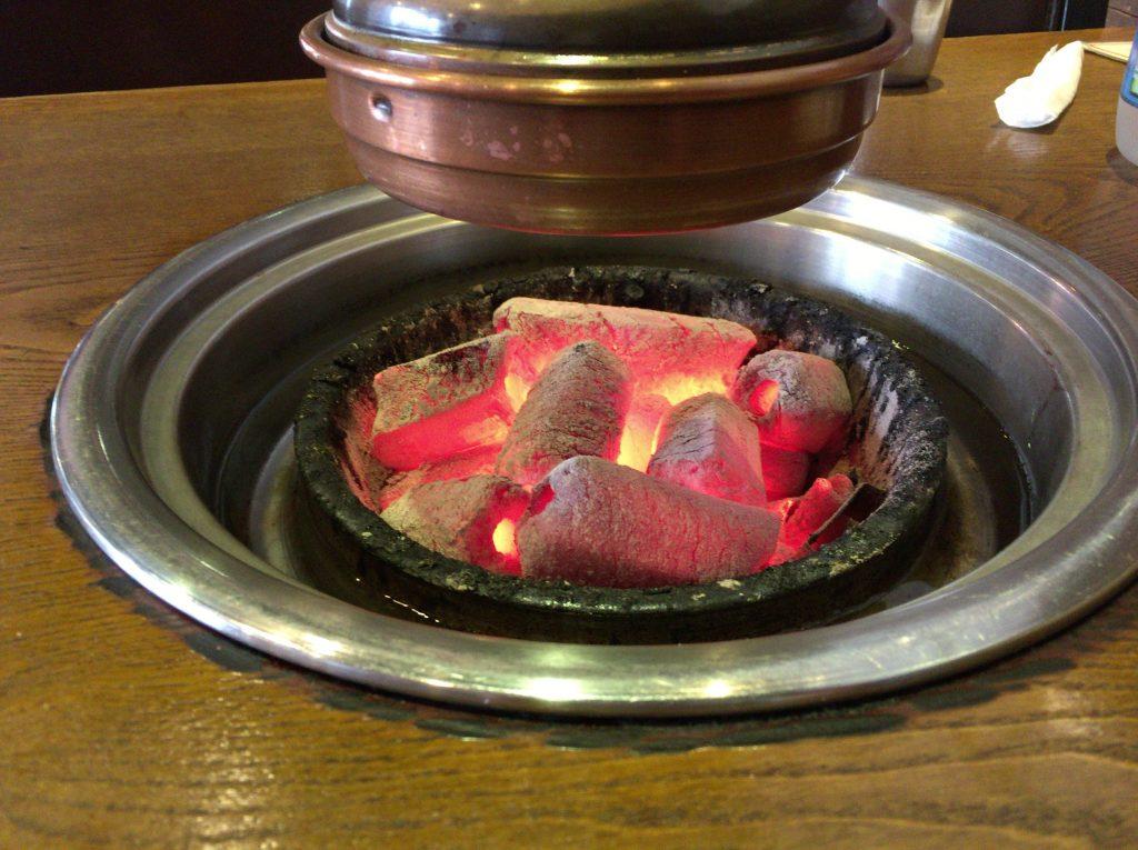 ホバクシクタン(호박식당)の牛焼肉