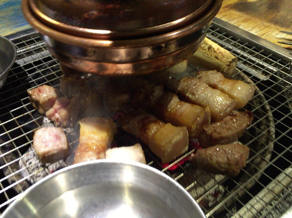 水曜美食会、オギョプサルの肉統領(육통령)